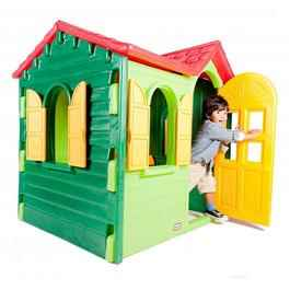 Little Tikes Country Cottage Plastic Playhouse - Evergreen