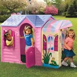 Princess Garden Playhouse