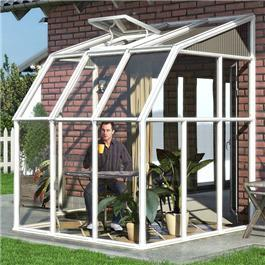 Rion Sun Room Plastic Greenhouse