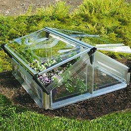 Palram Polycarbonate Glazed Cold frame