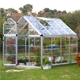 Palram Snap 'n' Grow Single Door Greenhouse
