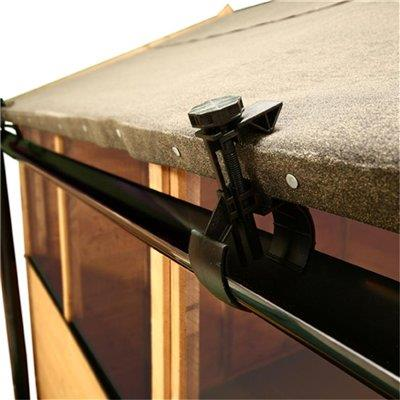Hall's Rainsaver Shed Gutter Kit