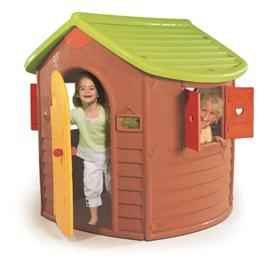 Jura Lodge House Plastic Playhouse