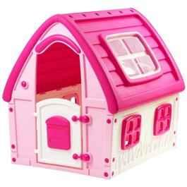 Pink Fairy Playhouse Plastic Resin Playhouse