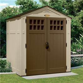 Addlington 'Four' Plastic Shed
