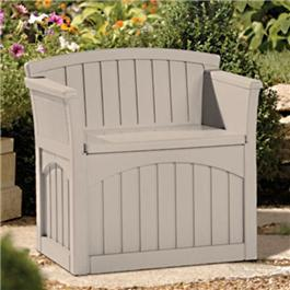 Suncast Storage Seat