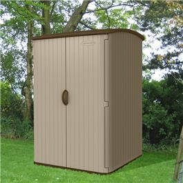 Conniston Plastic Shed