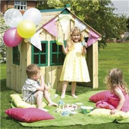 Forest Cabin Playhouse Wooden Playhouse