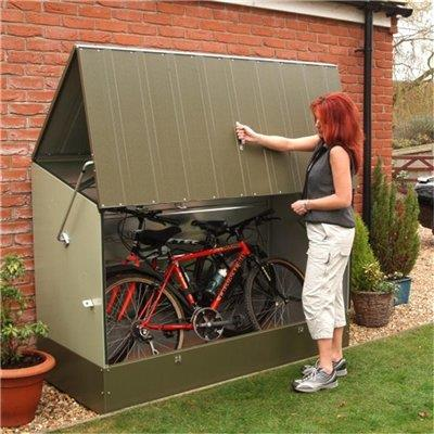 tifany blog my how to build a small bike shed. Black Bedroom Furniture Sets. Home Design Ideas