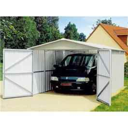 Yardmaster 1017 Metal Garage