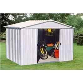 Yardmaster 68 ZGEY Metal Shed