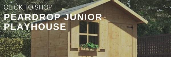 Peardrop Junior Playhouse Banner