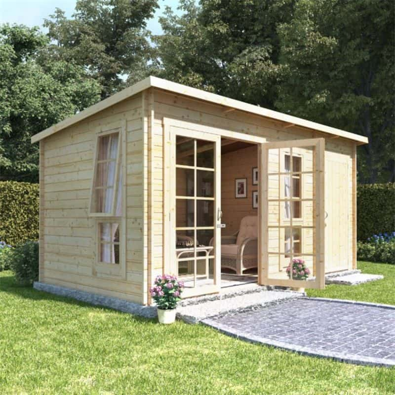 Use your summer house as an office