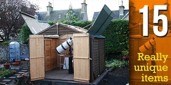 How about an observatory?