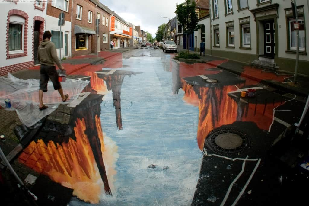 181 19 Jaw Dropping Examples of Garden Street Art