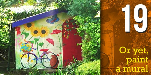 19 Shed Makeover: 23 Creative Ways to Perk Up Your Shed Now