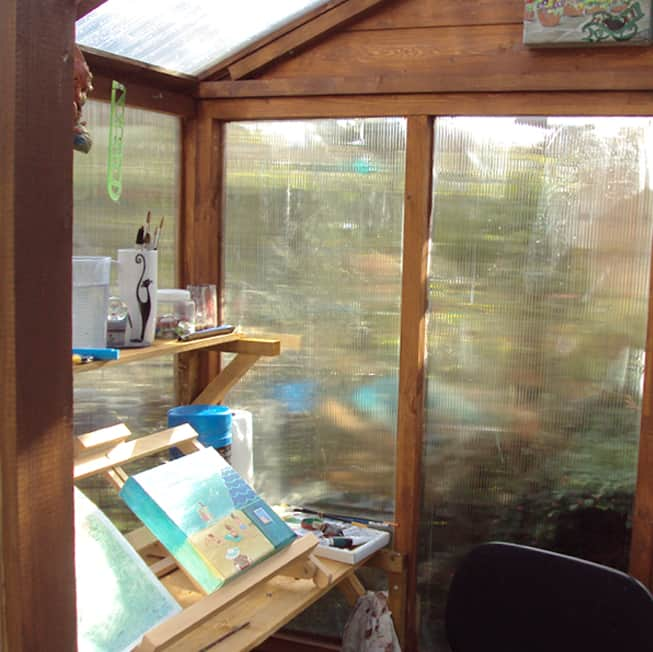 2017 11 14 Christines BillyOh 4000 Lincoln Wooden Greenhouse