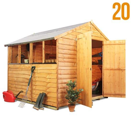 How to build a 7x8 shed quick easy for Bathroom designs 7x8