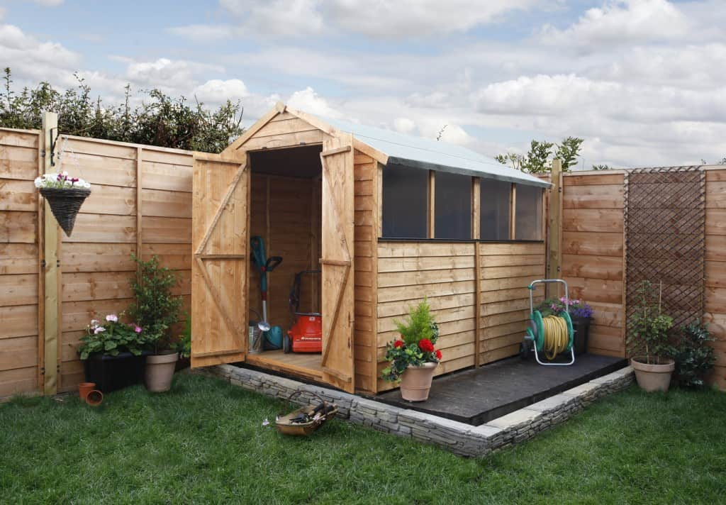How to Build a Shed Base | Garden Buildings Direct Blog