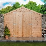 4000 7x10 windowed frontl 150x150 5 Tips For Protecting Your Wood Shed From Pests