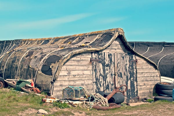 43 British Passion for Wooden Sheds