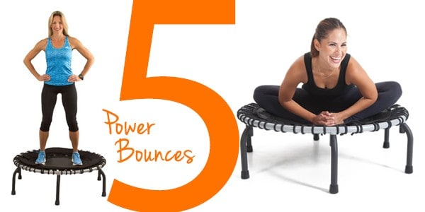 5 3 Lets Talk About Health: 5 Simple Mini Trampoline Exercises