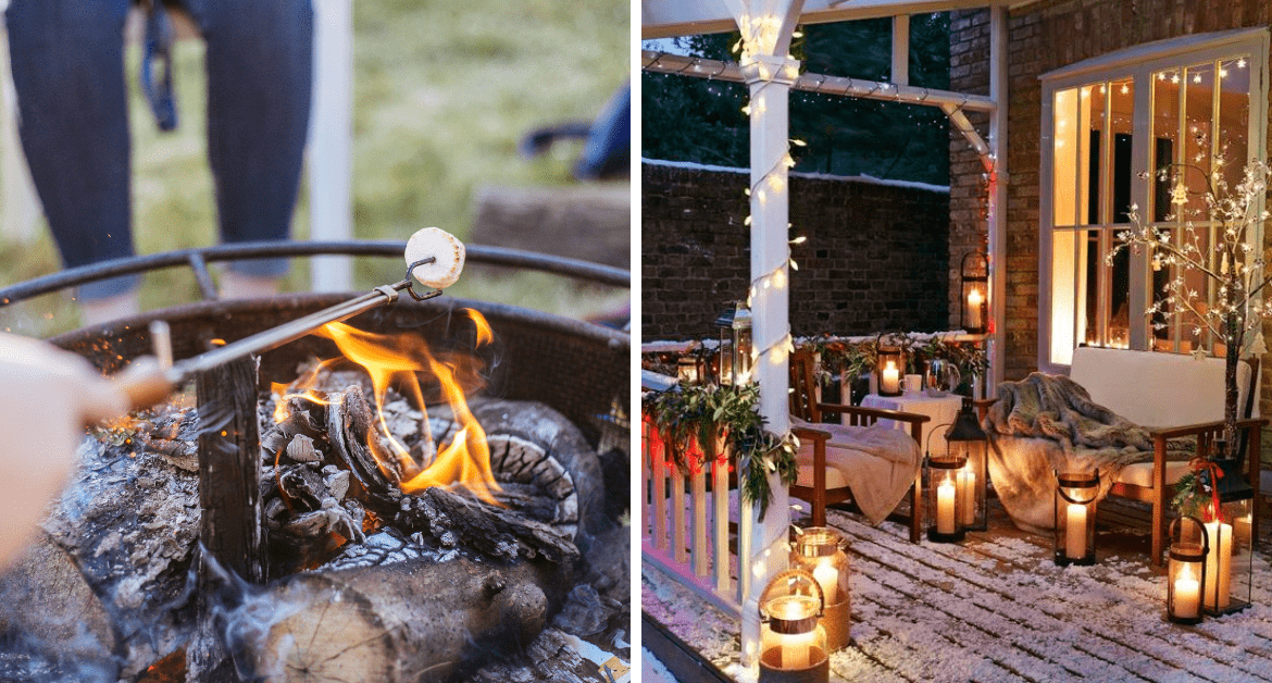 5 Easy Ways to Enjoy Your Garden During Winter