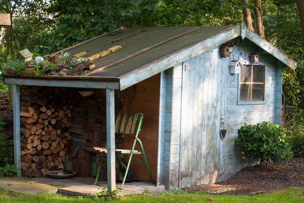 53 British Passion for Wooden Sheds