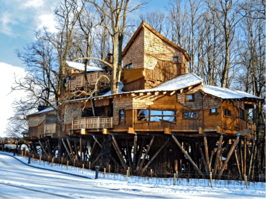 Alnwick Top Tree Houses – The world's 15 Most Amazing Tree Dwellings