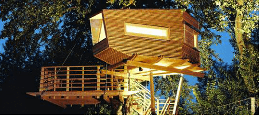 Baumraum Top Tree Houses – The world's 15 Most Amazing Tree Dwellings