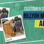 BillyOh Master Apex 150x150 Wynne's BillyOh Master Tongue and Groove Pent Shed