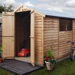 Billyoh 20 10x6 windowed shed 0B 150x150 How to Insulate a Wooden Shed
