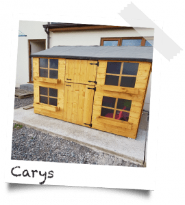 Carys Owen 270x300 Gingerbread Max Playhouse: Customer Stories Roundup
