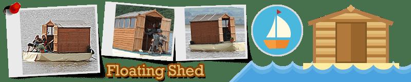 Floating Shed