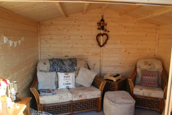 The Top 15 Garden Shed Interiors You Need To See Blog Garden Buildings Direct