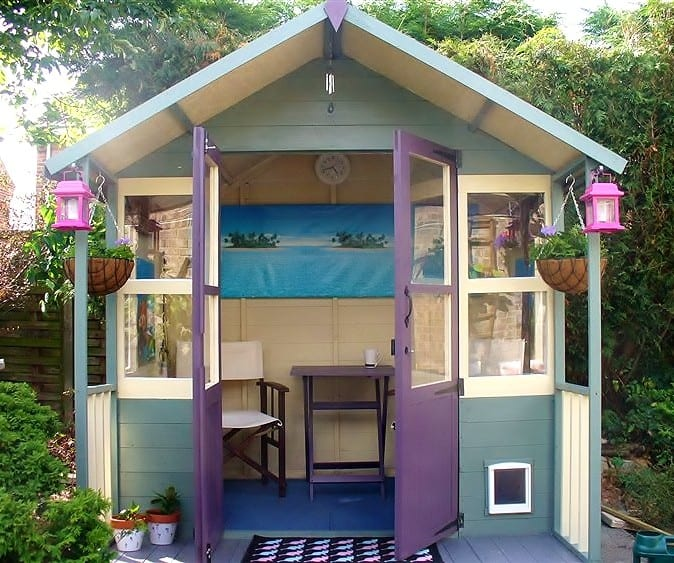 The Top 15 Garden Shed Interiors You Need To See