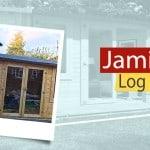 Jamie's BillyOh Dorset Log Cabin