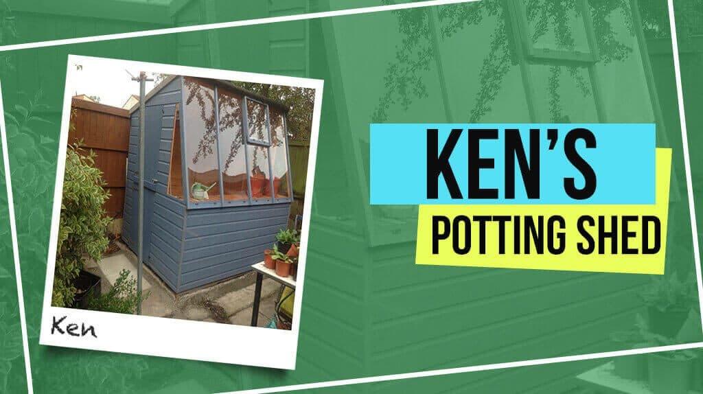 Ken's Potting Shed