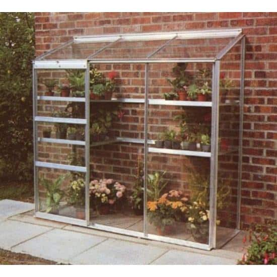 Lean To Greenhouse : Small lean to greenhouse uk backyard wood shed kits