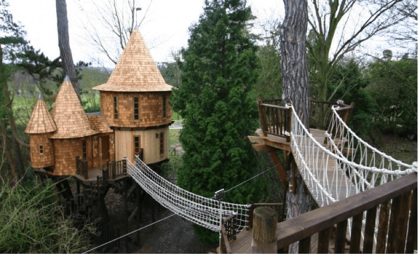 top tree houses the world s 15 most amazing tree houses