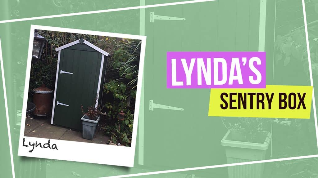 Lynda's BillyOh Tongue and Groove Tall Sentry Box Grande