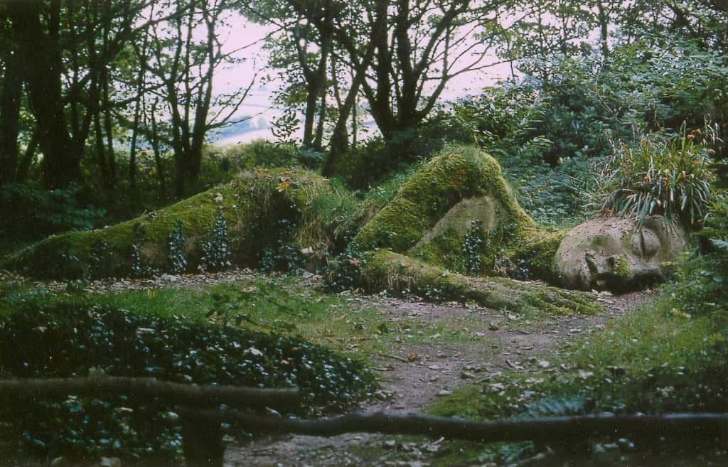 Mud Maid Britain's Haunted Gardens: The Lost Gardens of Heligan