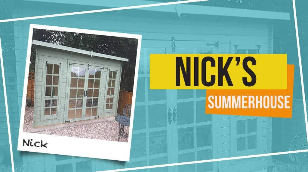 Nick's Skinner Log Cabin