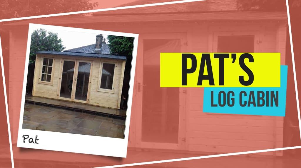 Pat's Dorset Log Cabin