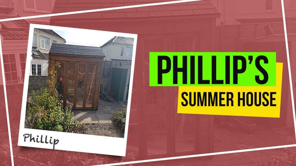Phillip's Monte Carlo Wooden Summer House