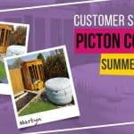 Picton Corner Summerhouse 150x150 Gingerbread Max Playhouse: Customer Stories Roundup