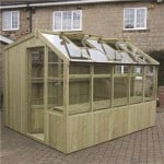 Potting Shed2 150x150 Choosing Garden Sheds: 12 Advantages of Metal Sheds You Need to Consider