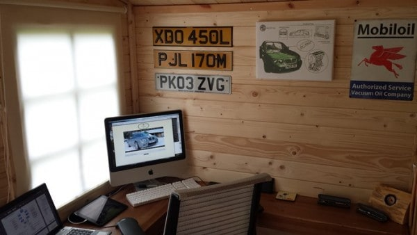 Simon Kelshaw Janaury 15 2016 1 e1459759364453 The Top 15 Garden Shed Interiors You Need To See!