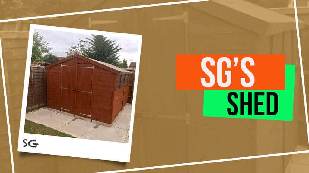 SG's Master Apex Shed