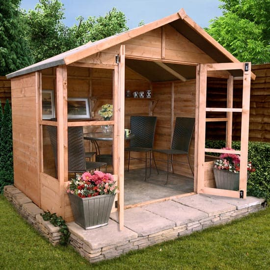 Shedpa Garden sheds direct